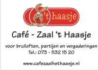 Café - Zaal het Haasje